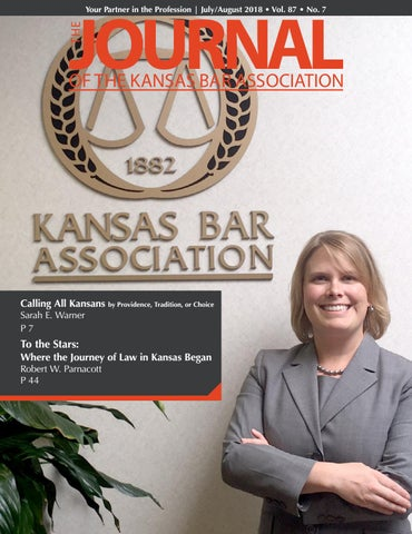 July/August 2018 Journal by Kansas Bar Association - issuu
