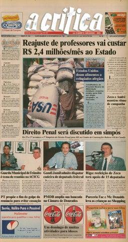 ba2243e98ac6f Jornal A Critica - Edição 1048 - 30 09 2001 by JORNAL A CRITICA - issuu