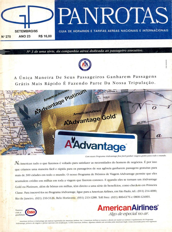 1aa55a552 Guia PANROTAS - Edição 270 - Setembro 1995 by PANROTAS Editora - issuu