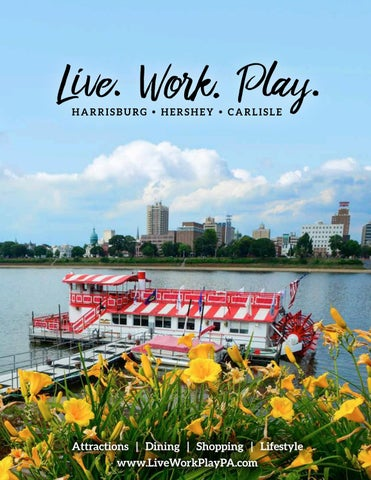 Live Work Play  Greater Harrisburg 2018 by Live Work Play