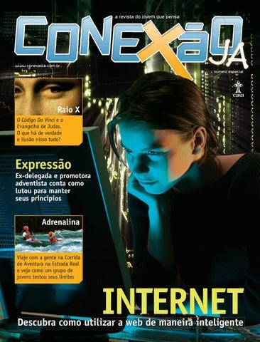 Conexão 2.0 - INTERNET by Portal da Educação Adventista - issuu 099717d4a0