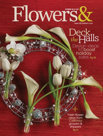 Flowers October 2015 By Teleflora Issuu