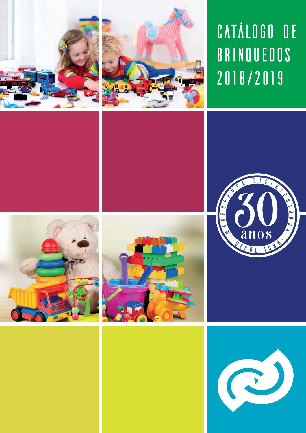 Catálogo Brinquedos by Macropampa - issuu 93e26c8deb658