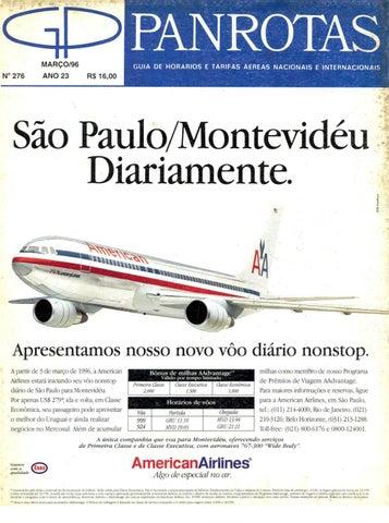 31507ab5bde Guia PANROTAS - Edição 276 - Março 1996 by PANROTAS Editora - issuu