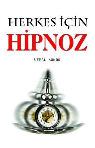 Cemal Kondu Herkes Icin Hipnoz By H Ran Issuu