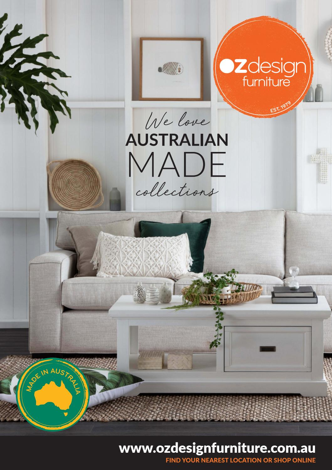 We love australian made collections oz design furniture by oz design furniture issuu