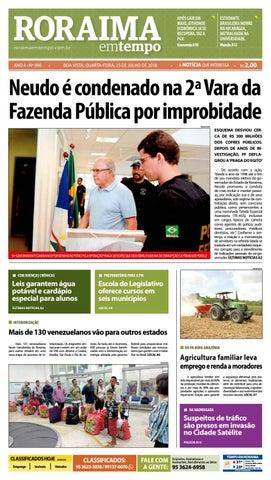 40ac644631c8 Jornal Roraima em tempo – edição 990 by RoraimaEmTempo - issuu