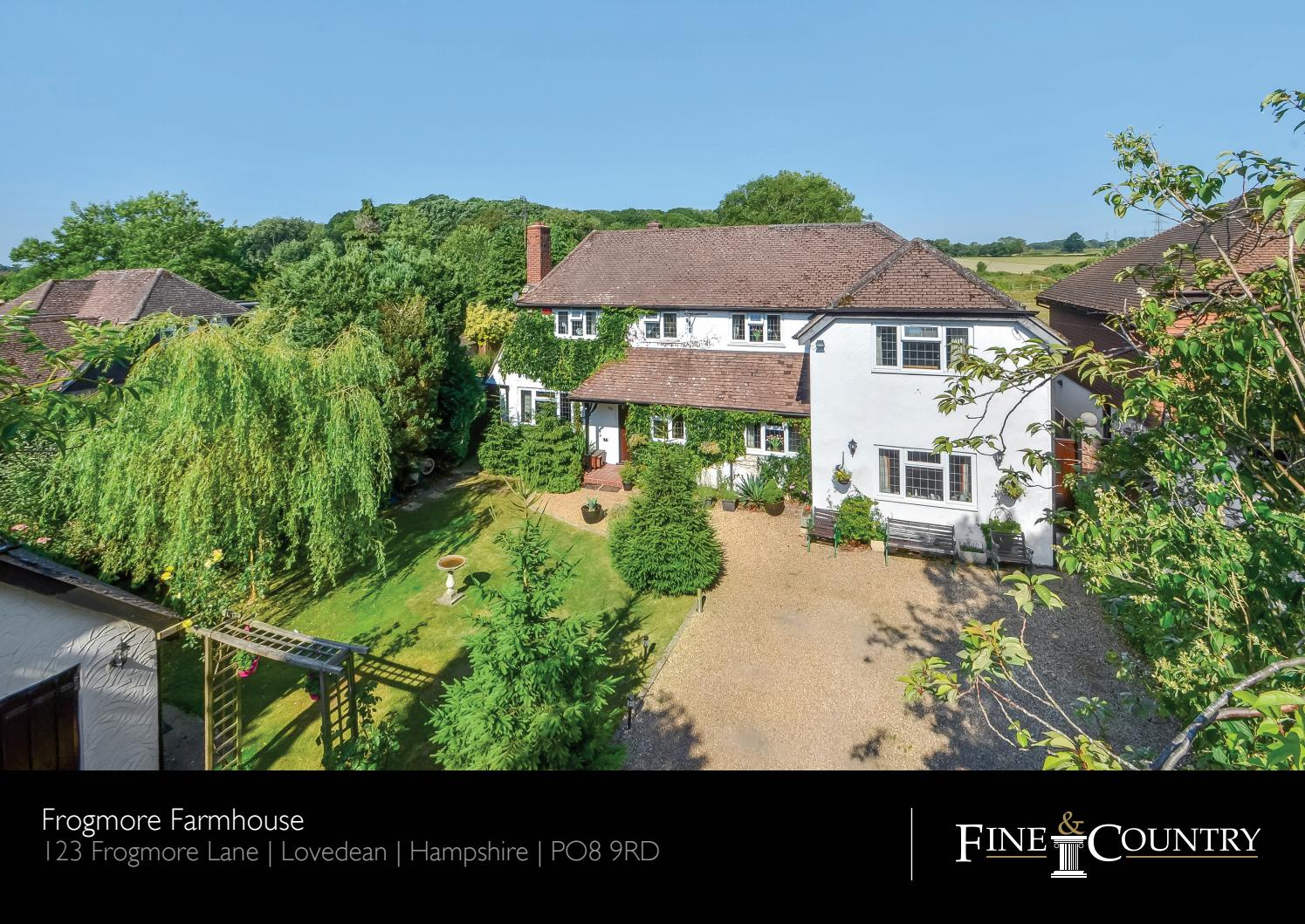 Lovedean, Waterlooville, Hampshire by Fine & Country - Issuu