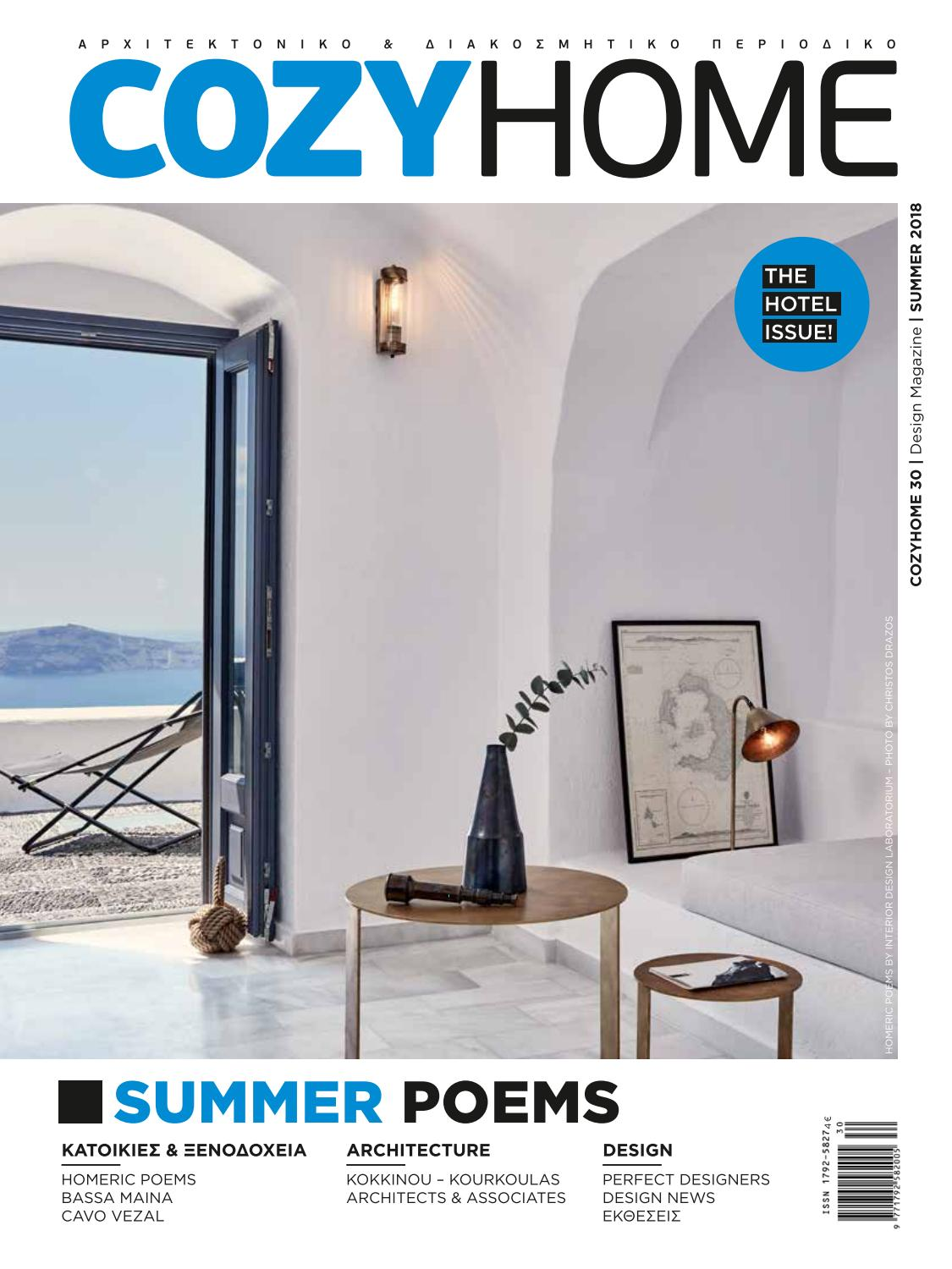 18cd05a9482 COZYHOME Issue 30 - Summer 2018 by COZY PUBLICATIONS - issuu