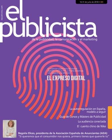dd304824bdab Contenido El Publicista Nº 389 by El Publicista - issuu