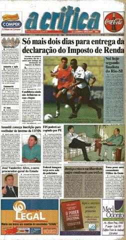Jornal A Critica - Edição 1076 - 28 04 2002 by JORNAL A CRITICA - issuu 6d7afa4c723b2