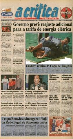 4438d4e32 Jornal A Critica - Edição 1078 - 12 05 2002 by JORNAL A CRITICA - issuu