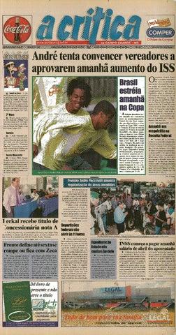 2e69b0738 Jornal A Critica - Edição 1081 - 02 06 2002 by JORNAL A CRITICA - issuu