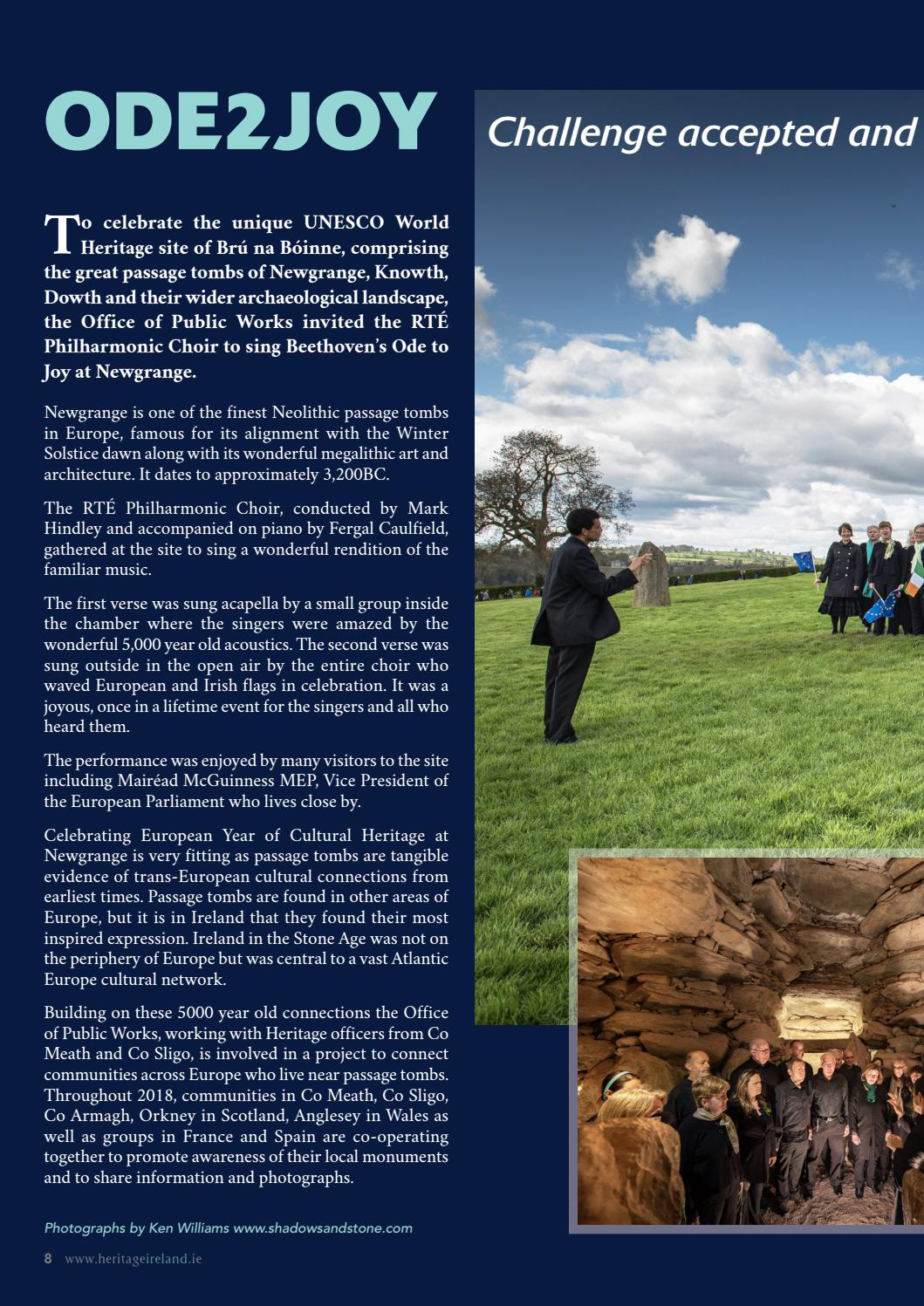 Heritage Ireland Issue 8 Summer 2018 by Office of Public Works - issuu