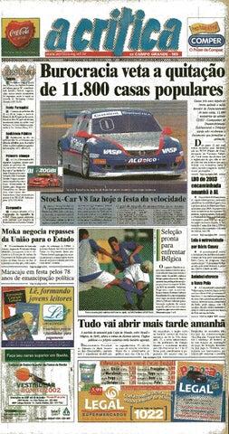 0ed8f34fd32 Jornal A Critica - Edição 1083 - 16 06 2002 by JORNAL A CRITICA - issuu