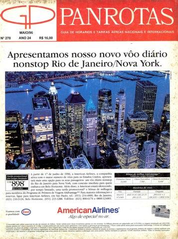 Guia PANROTAS - Edição 278 - Maio 1996 by PANROTAS Editora - issuu 802813d067