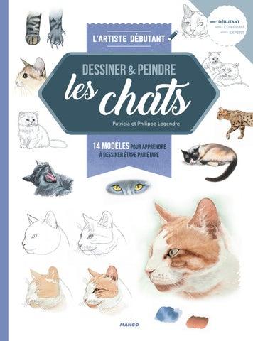 Dessiner Et Peindre Les Chats By Fleurus Editions Issuu