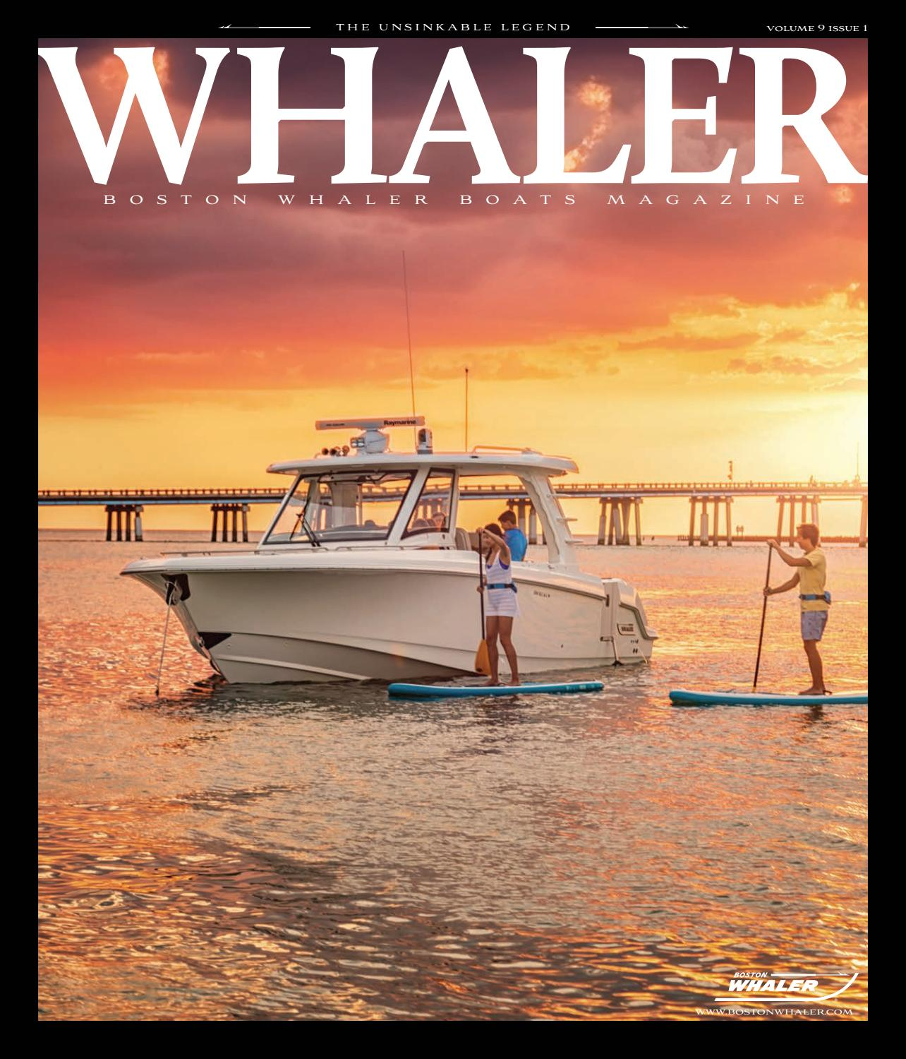 Whaler Volume 9 Issue 1 by Dino Marketing Group - issuu