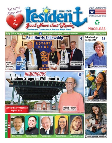 The Resident Good News July 25 ~ August 7 by The Resident