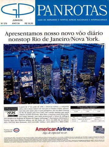 ee884244711 Guia PANROTAS - Edição 279 - Junho 1996 by PANROTAS Editora - issuu