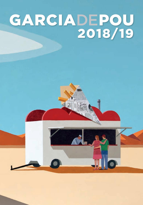 Catálogo Garcia de Pou 2018 19 by Mais Hotel - Artigos de Hotelaria e  Restauração - issuu 4747c622644