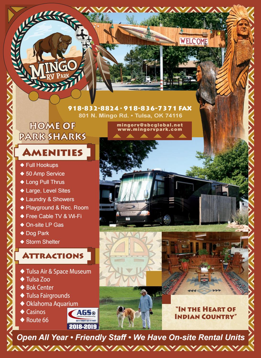 Mingo Rv Park By Ags Texas Advertising Issuu 50 Amp Service For