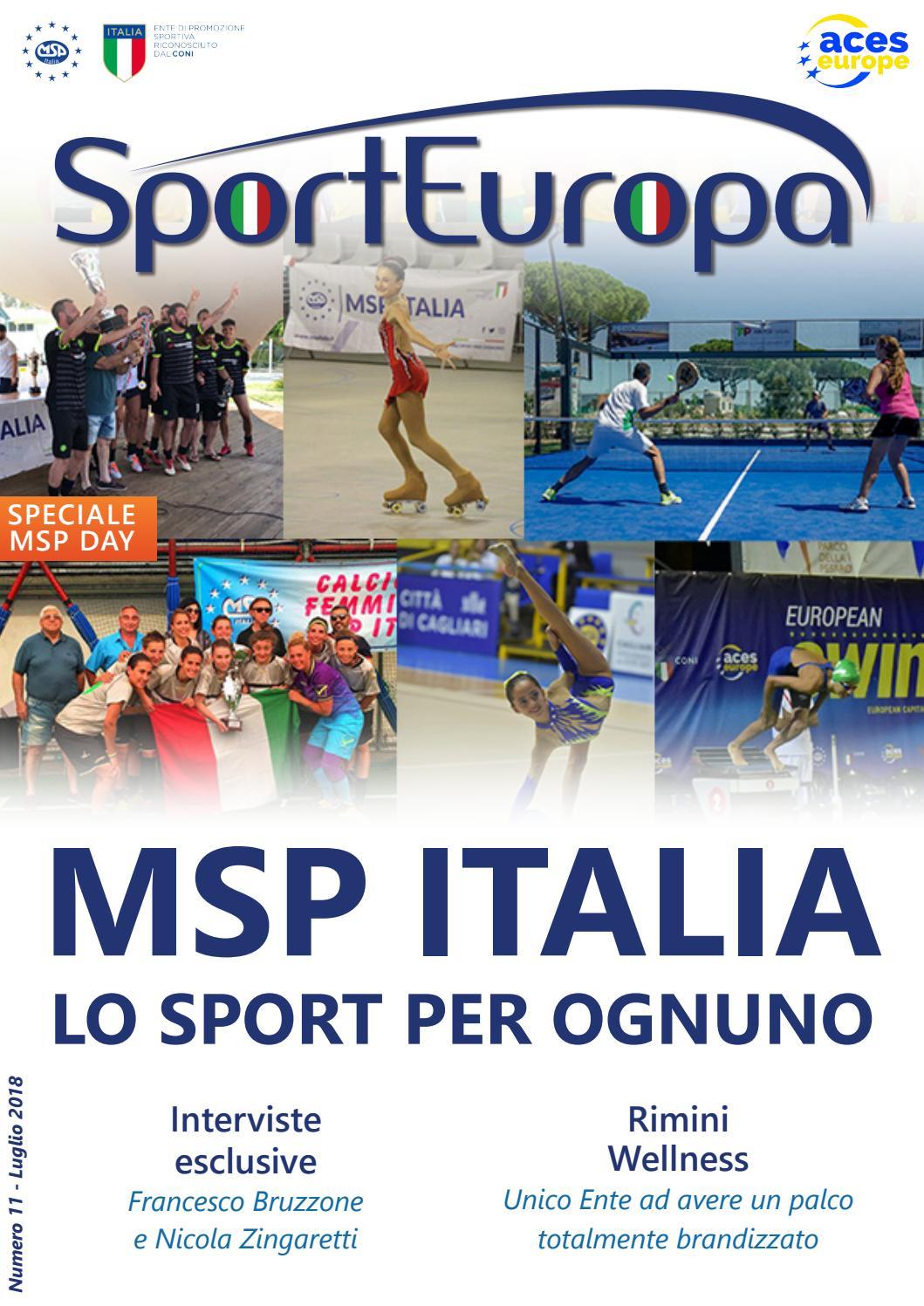 325d2d04a406 Sport Europa - luglio 2018 by Sport Europa - issuu
