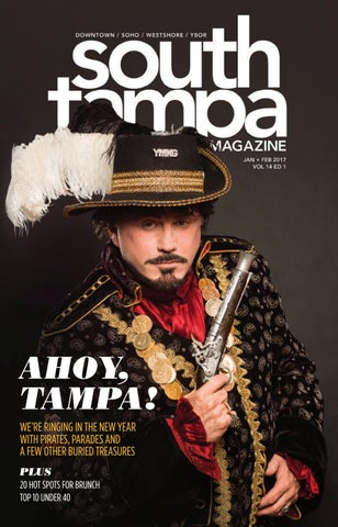 January/February 2017 by TAMPA Magazines - issuu