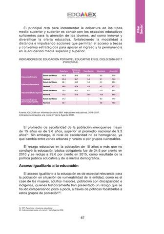 8c47ba2e17 Plan de Desarrollo del Estado de México 2017 - 2023 by COPLADEM - issuu