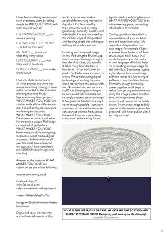 Page 7 of Artist Sally Sheinman