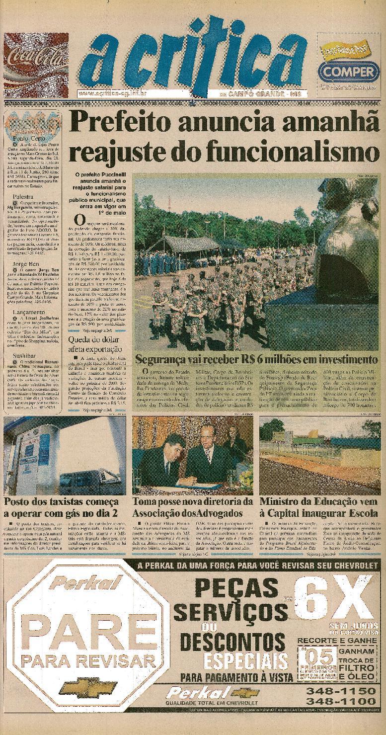 41a16f02b3b Jornal A Critica - Edição 1126 - 27 04 2003 by JORNAL A CRITICA - issuu