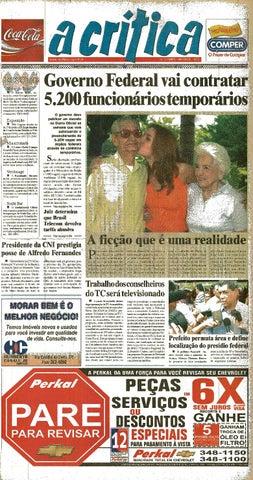 Jornal A Critica - Edição 1130 - 25 05 2003 by JORNAL A CRITICA - issuu 3c290bb2e78