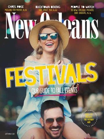 New Orleans Magazine September 2017 By Renaissance Publishing Issuu