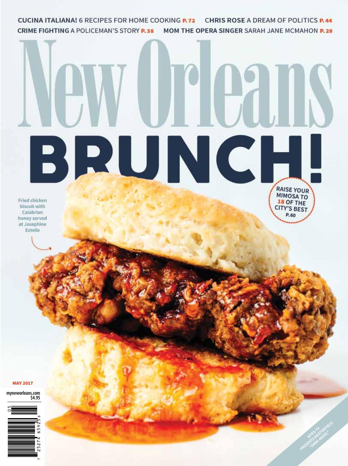 New Orleans Magazine May 2017 By Renaissance Publishing Issuu