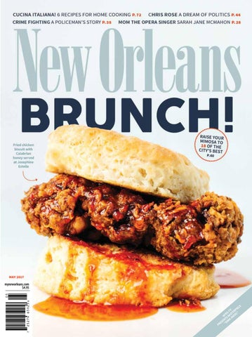 New Orleans Magazine May 2017 by Renaissance Publishing - issuu 6e243538bc540