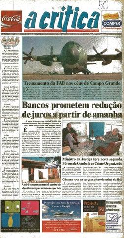 e277b3580be Jornal A Critica - Edição 1134 - 22 06 2003 by JORNAL A CRITICA - issuu