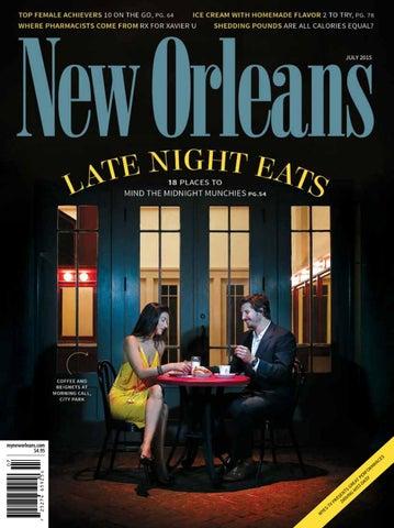 New Orleans Magazine July 2015 By Renaissance Publishing Issuu
