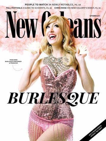 03c9d9358bd9 New Orleans Magazine September 2015 by Renaissance Publishing - issuu