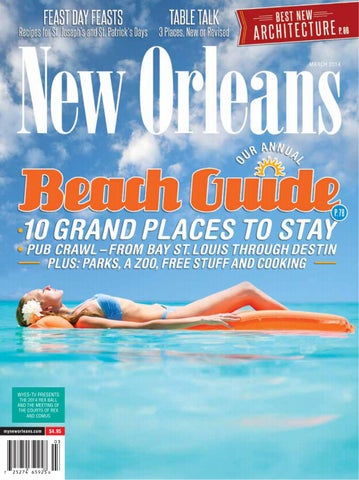 874dba28ad5 New Orleans Magazine March 2014 by Renaissance Publishing - issuu