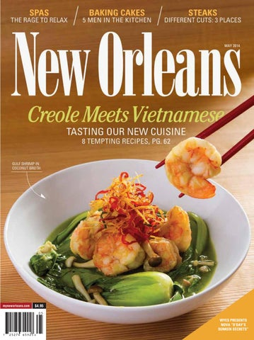 e805e412e8f0d New Orleans Magazine May 2014 by Renaissance Publishing - issuu