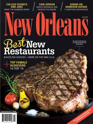 New Orleans Magazine July 2014 by Renaissance Publishing - issuu