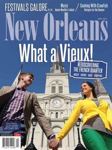 6f2ff5978a84 New Orleans Magazine April 2013 by Renaissance Publishing - issuu