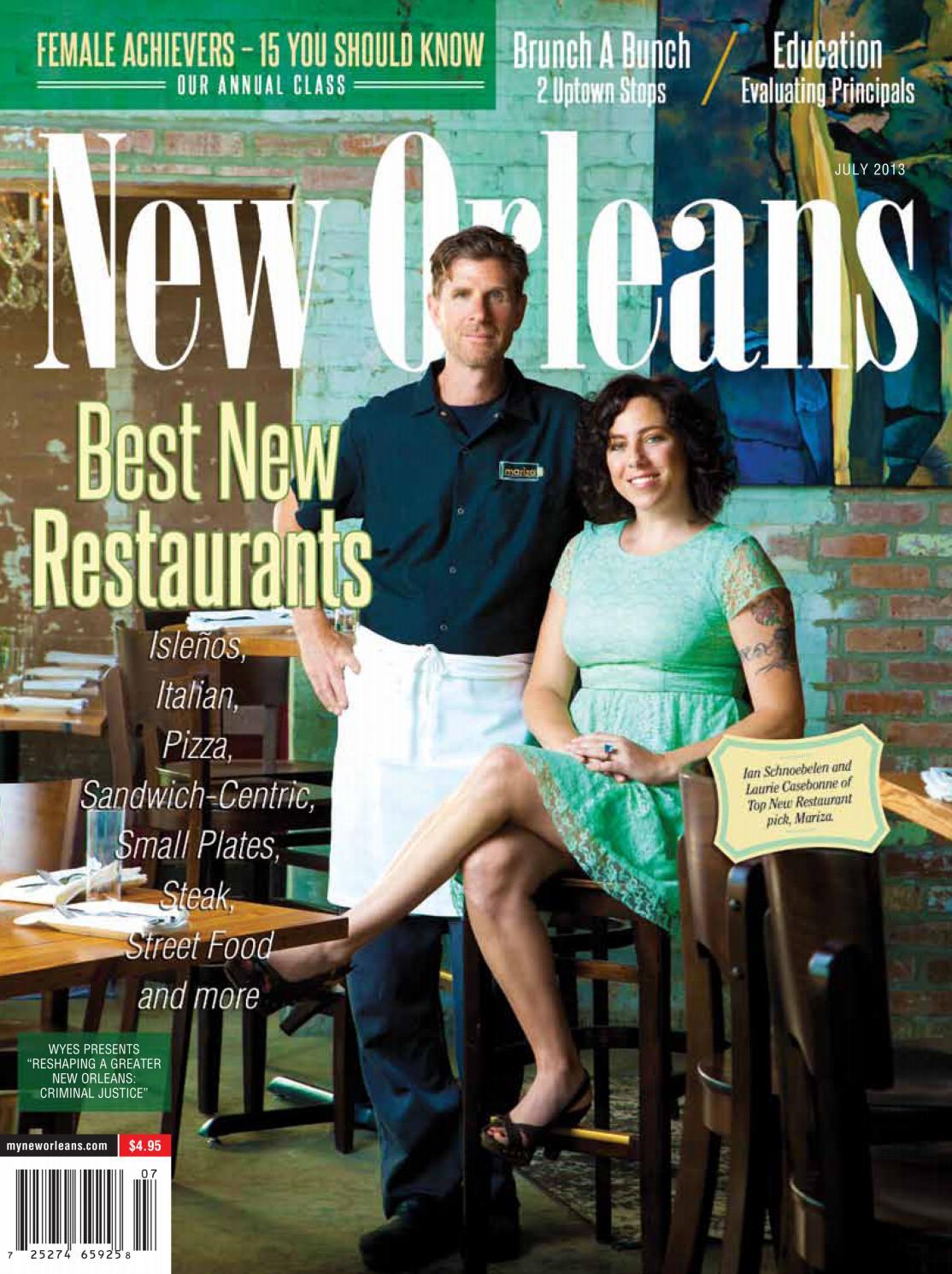 New Orleans Magazine July 2013 By Renaissance Publishing Issuu Elliott choy is on mixcloud. new orleans magazine july 2013 by