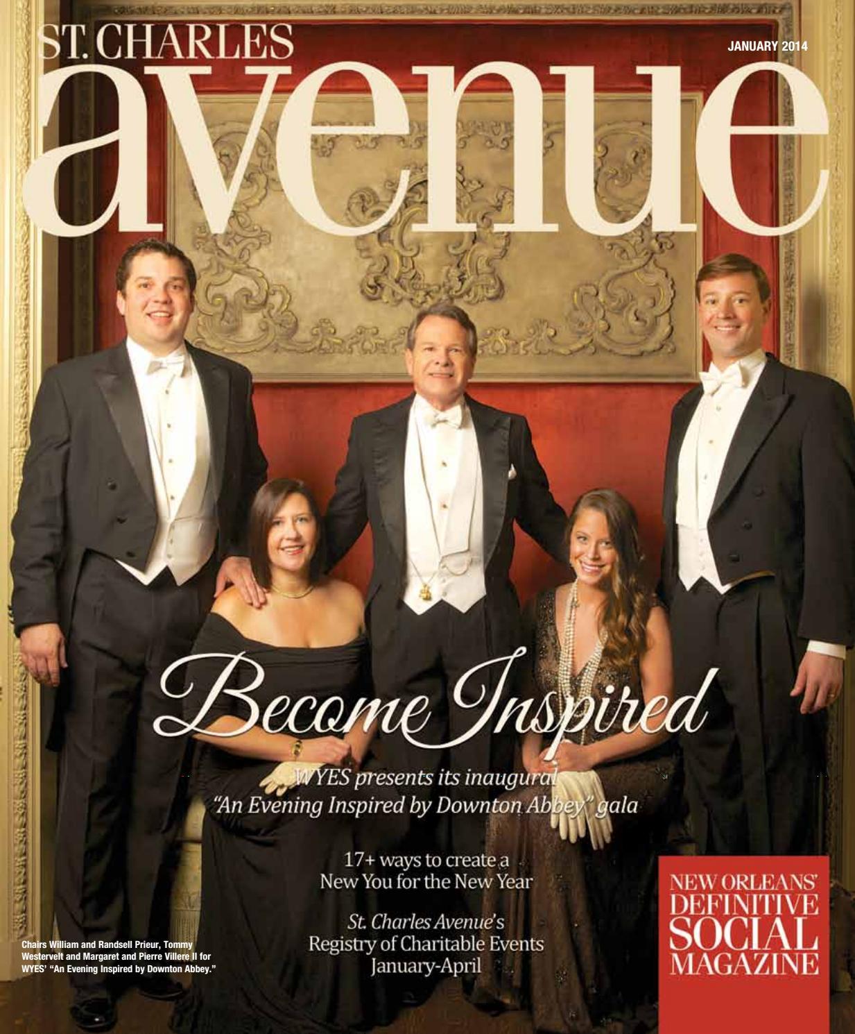 St  Charles Avenue January 2014 by Renaissance Publishing