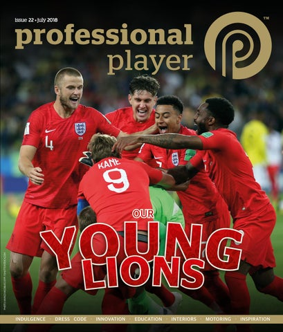 bbe52b682 Professional Player Magazine Issue 22 by Professional Player ...