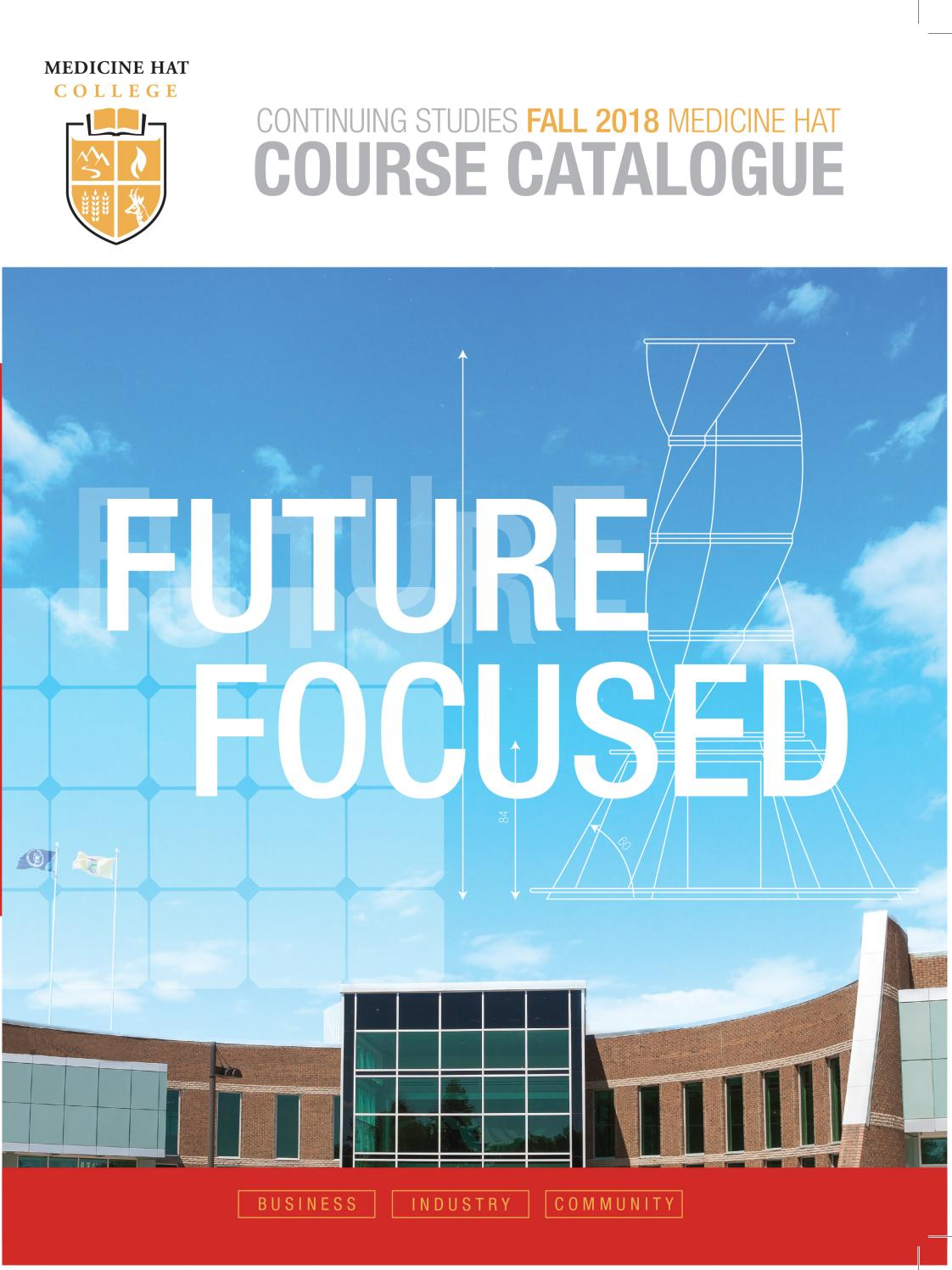 Medicine Hat College Continuing Studies Catalogue Fall 2018 By Download Image Single Humbucker Wiring Diagram Pc Android Iphone And Issuu