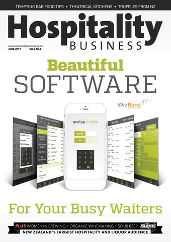 Hospitality Business - June 2017
