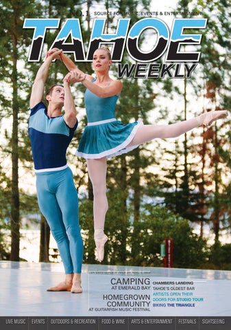 7a338951 July 26 to August 1, 2018 by Tahoe Weekly - issuu