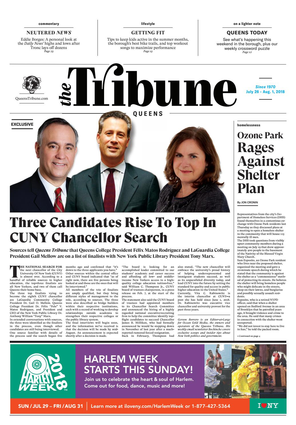 Queens Tribune 07 26 2018 by The Queens Tribune - issuu