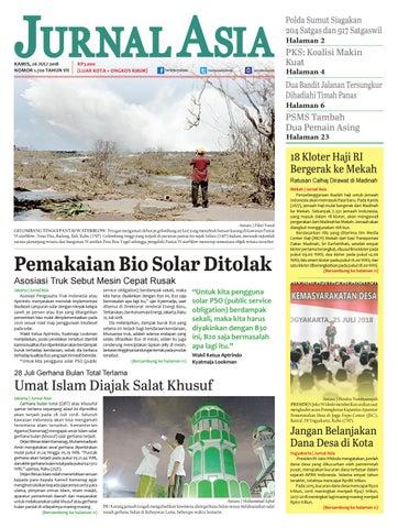 Harian Jurnal Asia Edisi Kamis 1720848c26